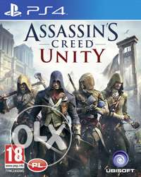 Assasssin's Creed Unity (PS4)