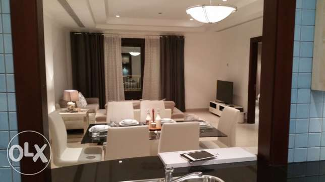 wow super furnished one bedroom in the pearl