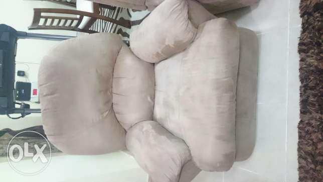 Living room Furniture for sale good condition