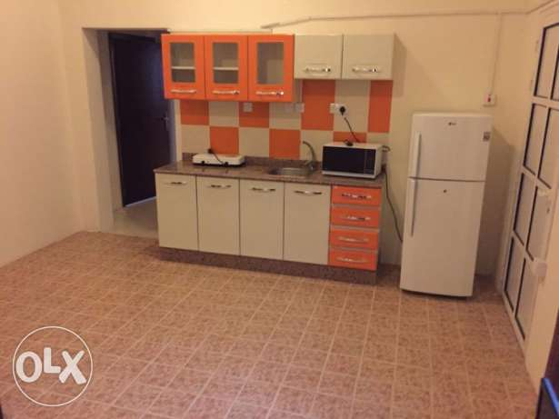 *1 Bhk FF Villa Apartment Gharrafa (W&E included)*