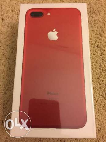 IPhone 7 Plus Jet Red for sale