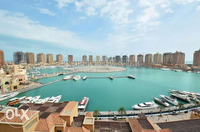 2 Bed Modern Home with Marina View