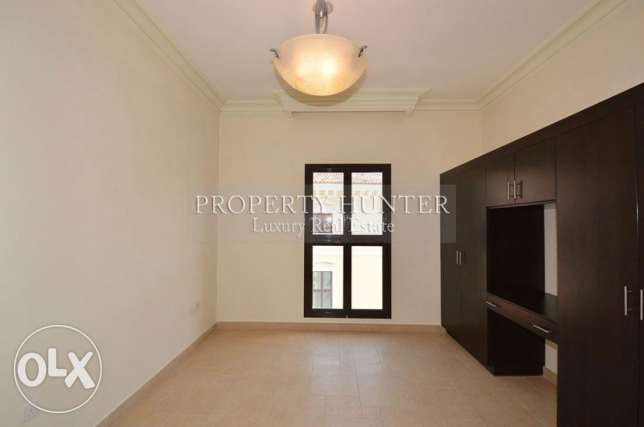 3 BR home in Qanat Quartier +Water views الؤلؤة -قطر -  5