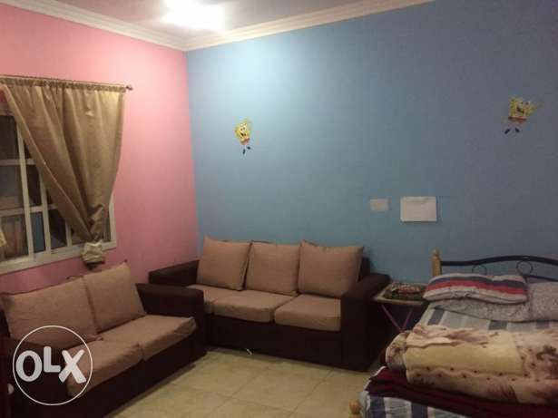 Spacious FAMILY VILLA Accomodation in ABU HAMOUR