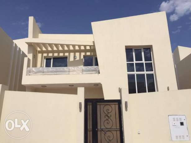 Brand new family villa with excellent finishing !