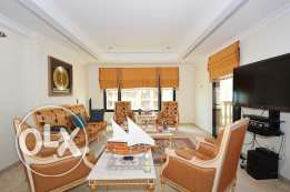 Best Price Furnished 2 Bedroom Apartment in The Pearl