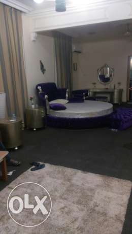 Very big and luxury studio in al dafna west bay