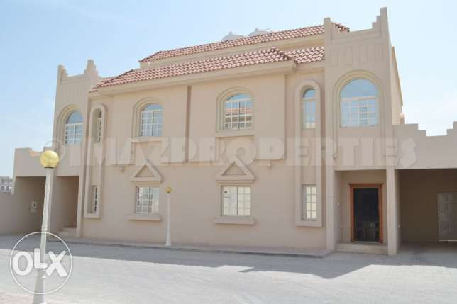ZZ// 4BHK Semi Furnished Villa for Rent-Gharaffa