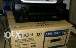 Denon AVR 1611 7.1 Channel 3D Receiver