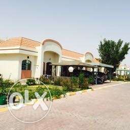 Compound villas available for rent in Al Rawda