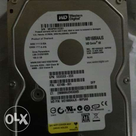 Hard disc for sale