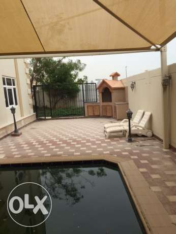 semie furnished 2bedroom part of villa West bay