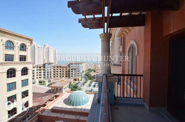 Attractive Views Two Bedrooms Apartment الؤلؤة -قطر -  5