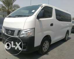 Brand NEW NISSAN - URVAN Model 2016