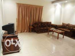 Fully Furnished 3-Bedroom Flat in {Al Sadd}