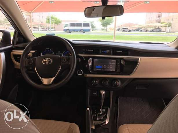 Toyota Corolla 2016 Full Options