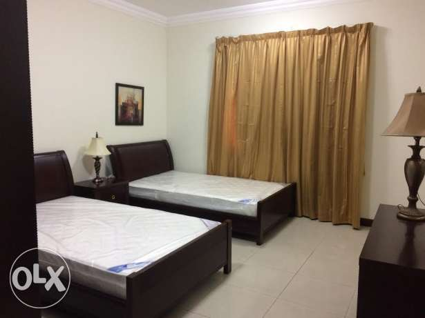 nice 2 BR FF Apartment in Alsaad السد -  4