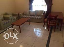 For Rent Stylish 1 Bhk FF/ UF flat B' ring road Doha jadeeda