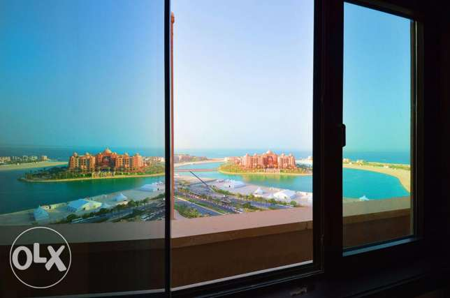 Semi Furnished 1 Bed Residence at The Pearl الؤلؤة -قطر -  1