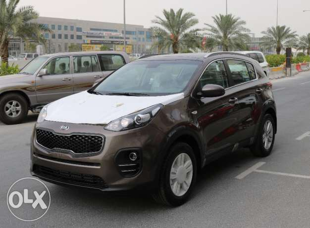 New Kia - Sportage - 1600 CC - Brown