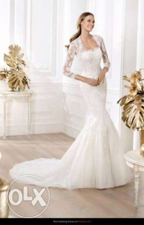 Pronovias wedding dress for Sale ميناء دوحة -  2