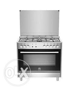 La Germania Gas Cooker / 5 Burners + Oven (90*60)- Made in Italy