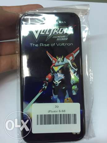 voltron iPhone cover