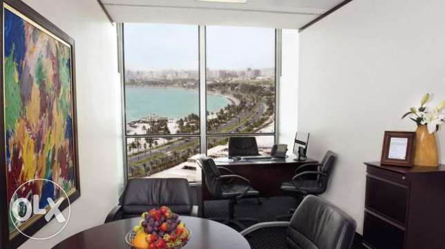 Sophisticated Office Spaces in West Bay