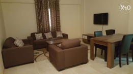 2 bedrooms fully furnished apartment in al sadd