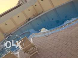 Ready 2 Occupy,4 BHK Semi furnished Excellent VILLA - Al Nassar