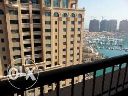 For rent very nice apartment in the pearl brand new