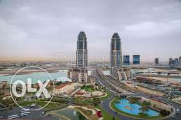 3 Bed massive apartment +marina & sea view
