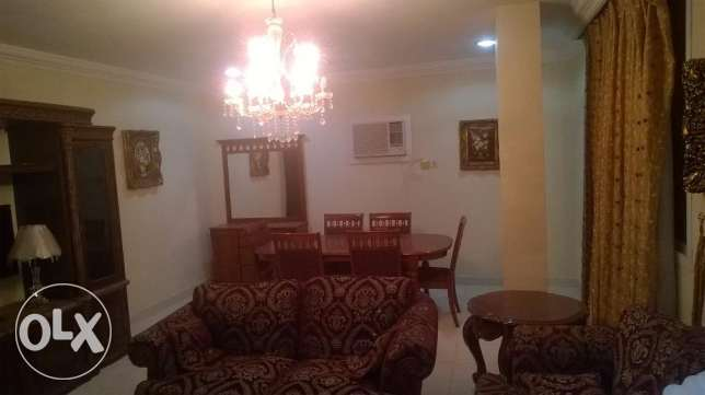 3bhk F/F flat close to holiday villa hotel in almansoura