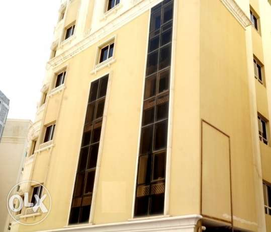 no commission..for family..u/f 3 bedroom apartment at muntazha