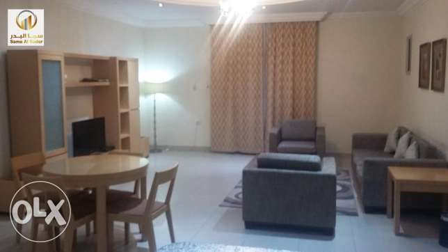 Luxurious 2 bhk fully furnished for rent in Al Saad