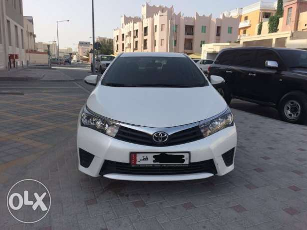 For sale Toyota Corolla
