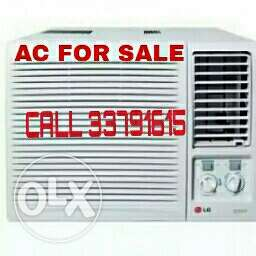 Ac for sale good AC LG