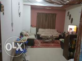 Unfurnished family flat in a villa very close to Al -Sadd and Aspire