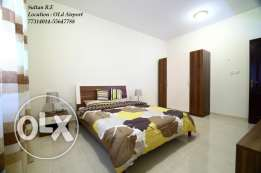 Fully Furnished 3 bedroom Flat in -old-airport
