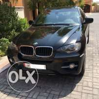 BMW X6 excellent conditions Turbo, Black, Sport
