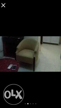 Fully furnished room in laqta for rent opposite side of pasport office