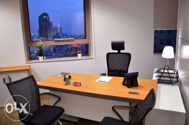 New Furnished Offices Ready to Move in Barwa Tower Al Sadd