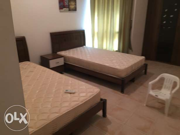 Two Bedrooms fully furnished apartment for rent at Alsadd