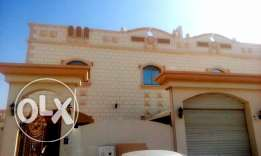 ladies staff..6 bedroom u/f stand alone villa in ain kaled