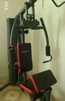Gym equipment for 1000 only!!! + stationary bike (for Free)