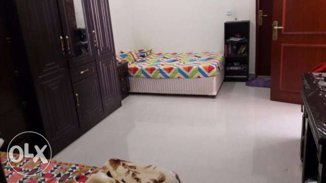 Nice 02 bhk Apartment Muaither(W&E Included) FOR RENT#
