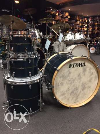 TAMA STAR Bubinga Drum Kit Set