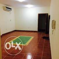 Spacious 1 bhk unfurnished apartment in old airport for family