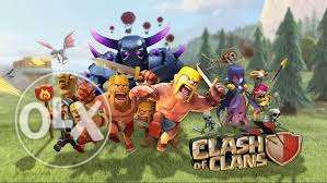 Clash of Clans Townhall 10maxed for sale!!!