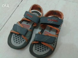 Comfortable baby sandals